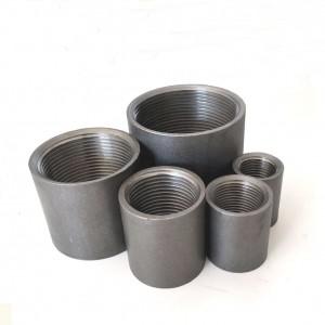 Фитинги стальные резьбовые без покрытия