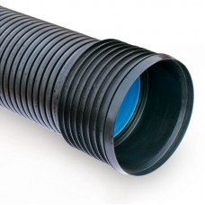 Труба Прагма с раструбом и уплотнительным кольцом SN8 DN 110/95