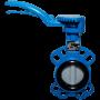 Затвор дисковый поворотный чугунный VFY-WH(SYLAX) Ду 32/40 Ру16 межфланцевый с рукояткой диск нерж манжета EPDM Danfoss 065B7351