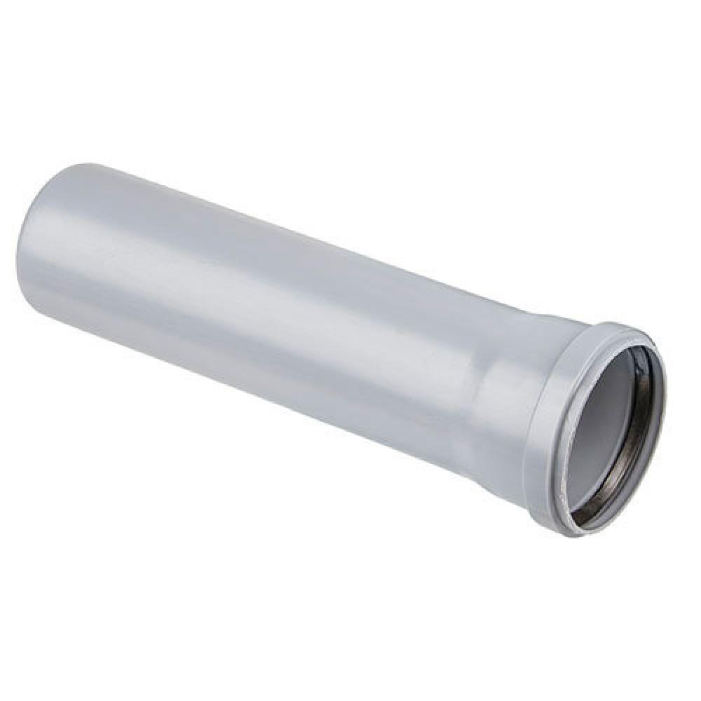 Труба серая Ø50×1.8×1000 мм