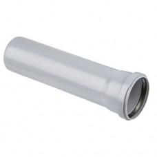 Труба серая Ø32×2.0×300 мм