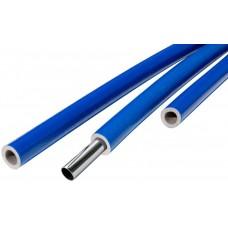 Трубка вспененный полиэтилен SUPER PROTECT 18/6 L=2м Тмакс=95°C в защитной оболочке синий Energoflex EFXT018062SUPRS