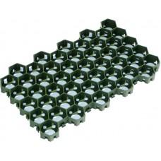 Газонная решетка сота (336×544×36 мм)