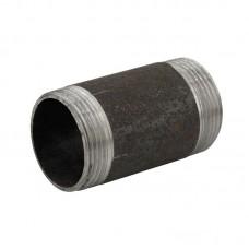 Бочонок стальной Ду 15 L=45мм из труб по ГОСТ 3262-75