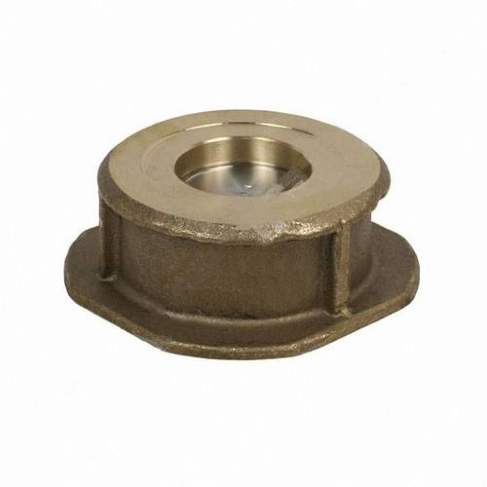 Клапан обратный чугун осевой CA7441 Ду 150 Ру16 Тмакс=120 оС межфланцевый диск чугун Tecofi CA7441-0150