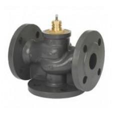 Клапан регулирующий чугун VF3 Ду 15 Ру16 фл Kvs=2.5м3/ч Danfoss 065Z3354