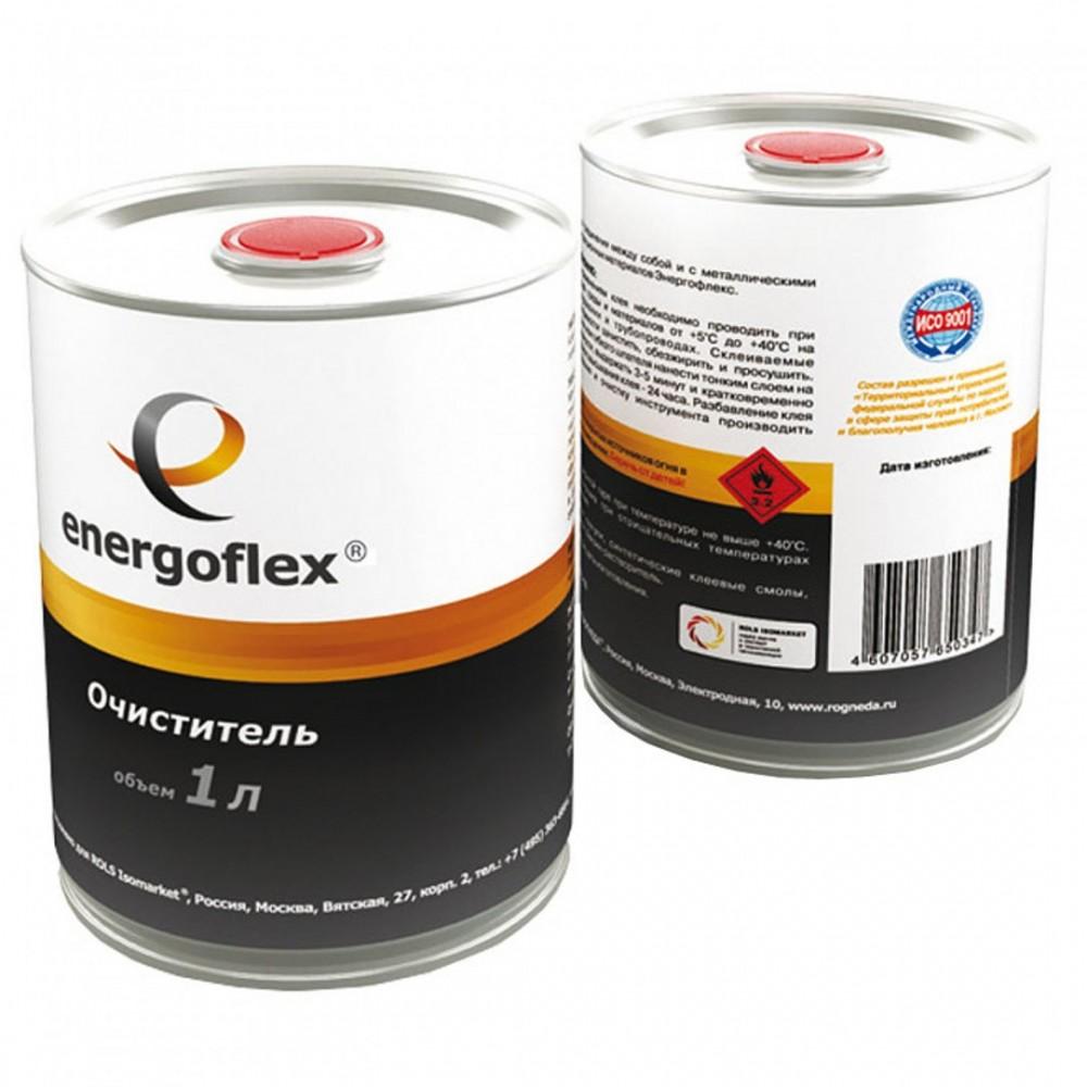Очиститель банка 1л Energoflex EFXCLEAN1