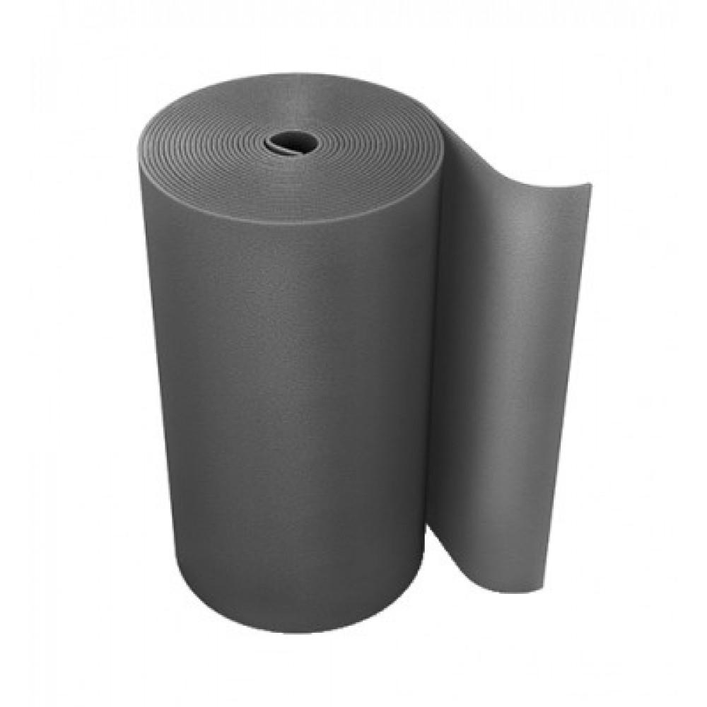 Рулон вспененный полиэтилен SUPER 20/1,0-5 Тмакс=95°C серый Energoflex EFXR2015SU