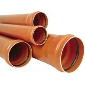 Трубы из полипропилена (PP) для наружной канализации