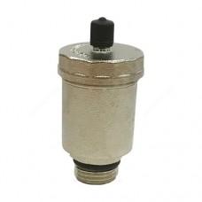 Воздухоотводчик автоматический латунь Ду 15 НР прямой