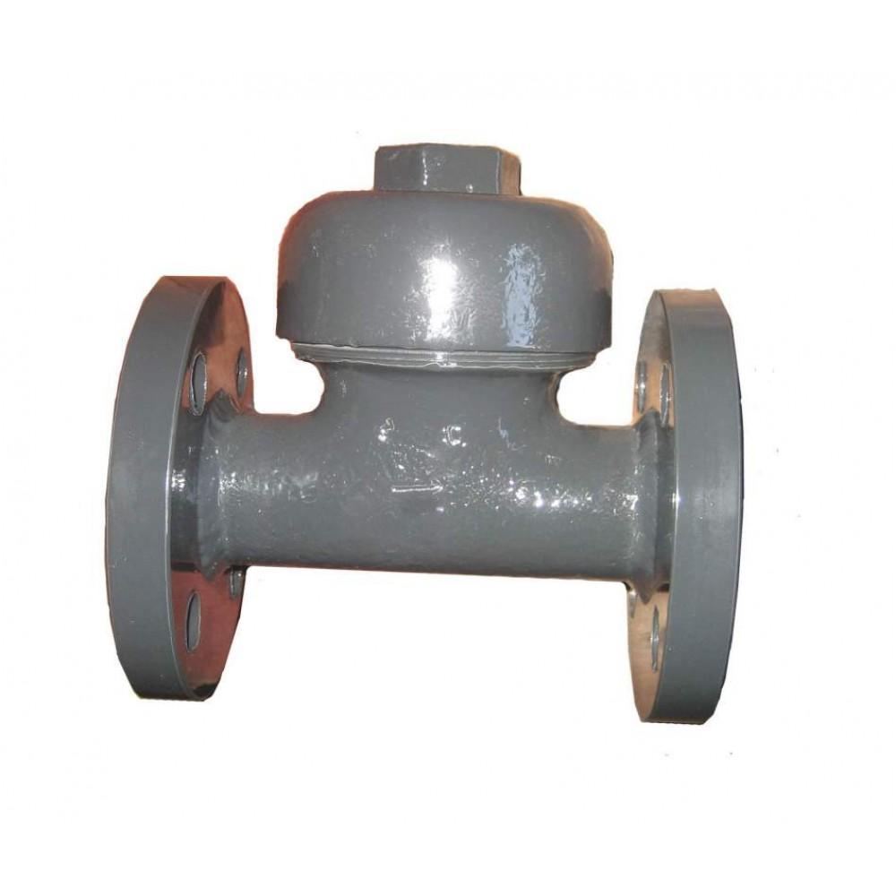 Конденсатоотводчик термодинамический сталь 45с22нж Ду 50 фланцевый
