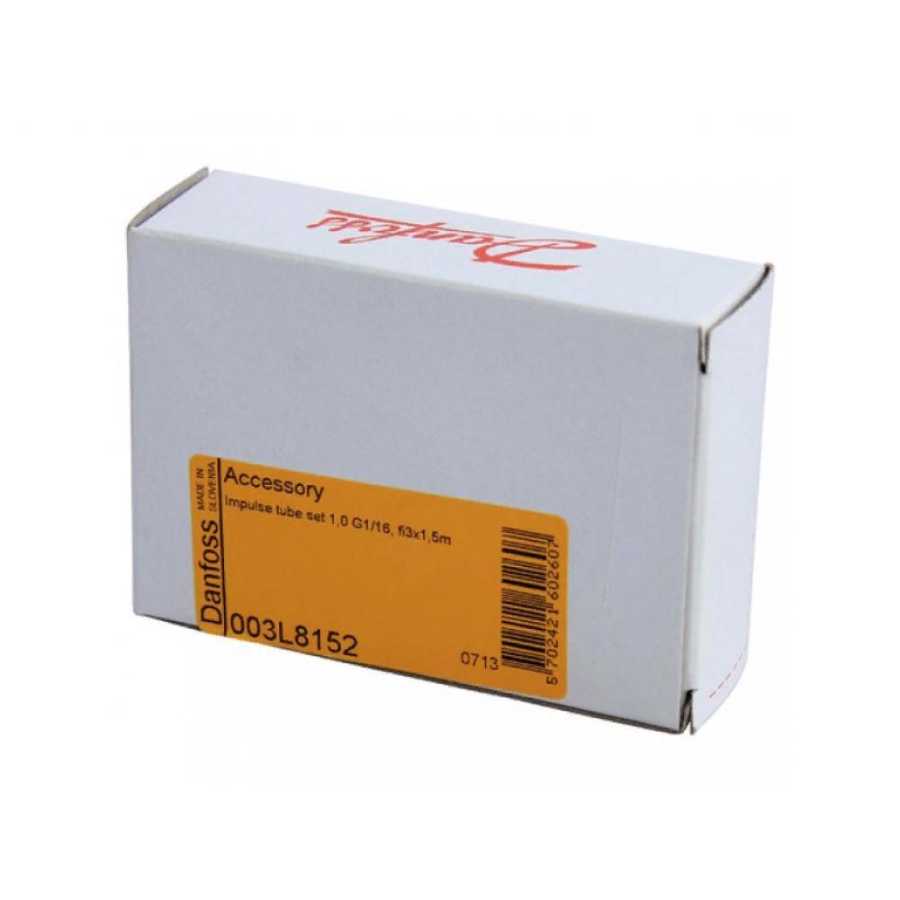 Трубка импульсная д/ASV, AB-PM L=1,5м Danfoss 003L8152
