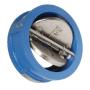 Клапан обратный чугун 2/створ CB3448N Ду 250 Ру16 Тмакс=110 оС межфланцевый створки чугун Tecofi CB3448N-EP0250