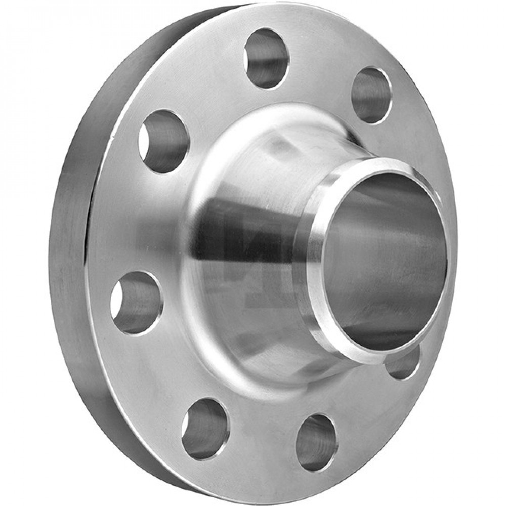 Фланец стальной 09Г2С воротниковый Ду 20 Ру16 тип 11 ряд 1 исп. B ГОСТ 33259-2015