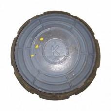 Люк чугун (ТС) теплосеть ЛМ (легкий малогабаритный) круглый (А15) m=55кг h=60мм ГОСТ 3634-99 Кронтиф