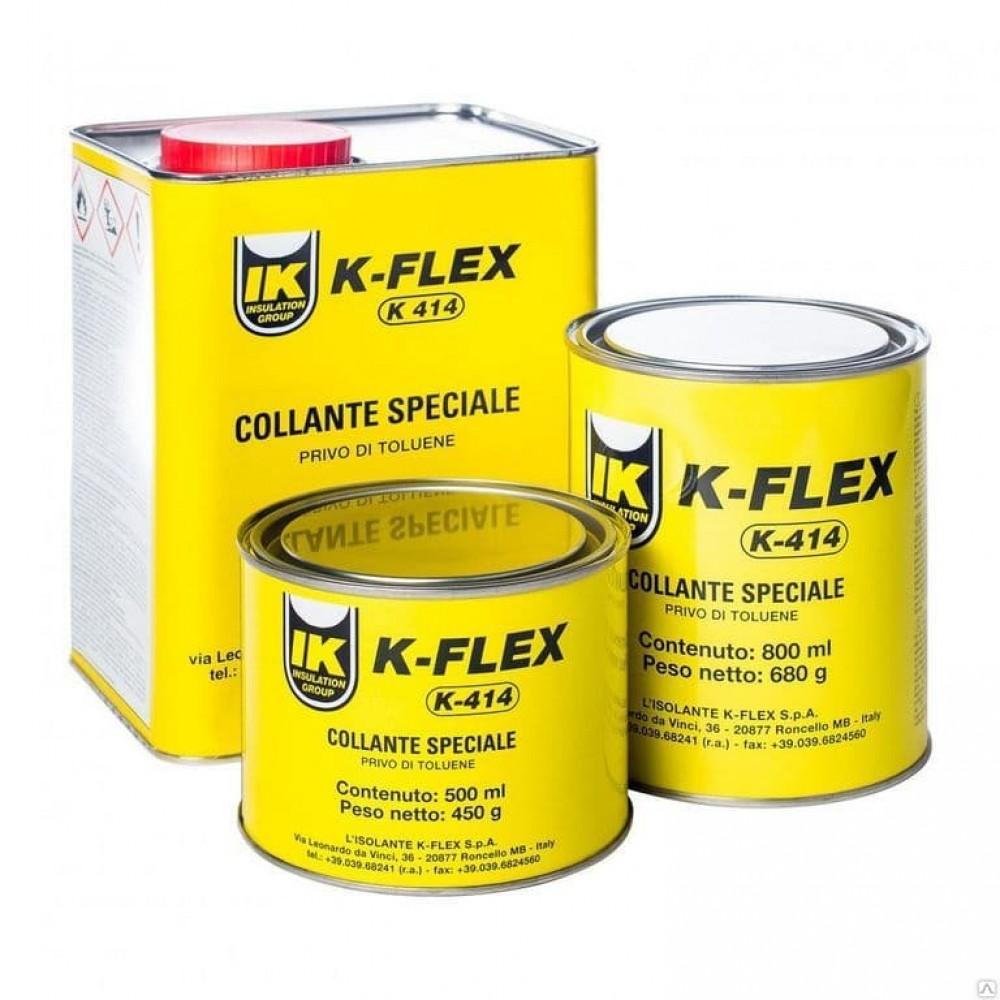 Клей K414 банка 0,5л K-flex 850CL020002