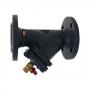 Фильтр сетчатый Y-образный чугун Ду 80 Ру16 фл FVF со сливным краном Danfoss 065B7733