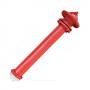 Гидрант пожарный подземный сталь 1000 мм Ру10 красный ГИДРОПРОМ-СПБ