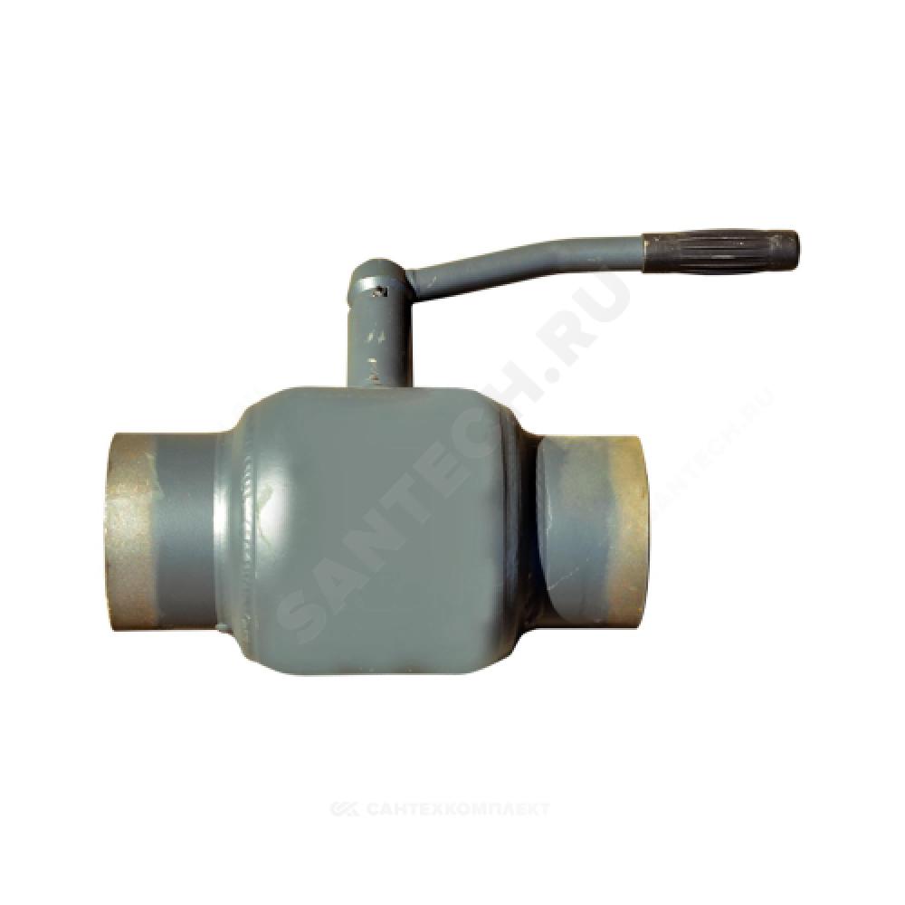 Кран шаровой стальной JIP Standard WW Ду 32 Ру16 под приварку Danfoss 065N9603