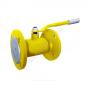 Кран шаровой стальной газ 11с67п Ду 15 Ру40 фланцевый Titan 2ЦФ.00.1.040.015