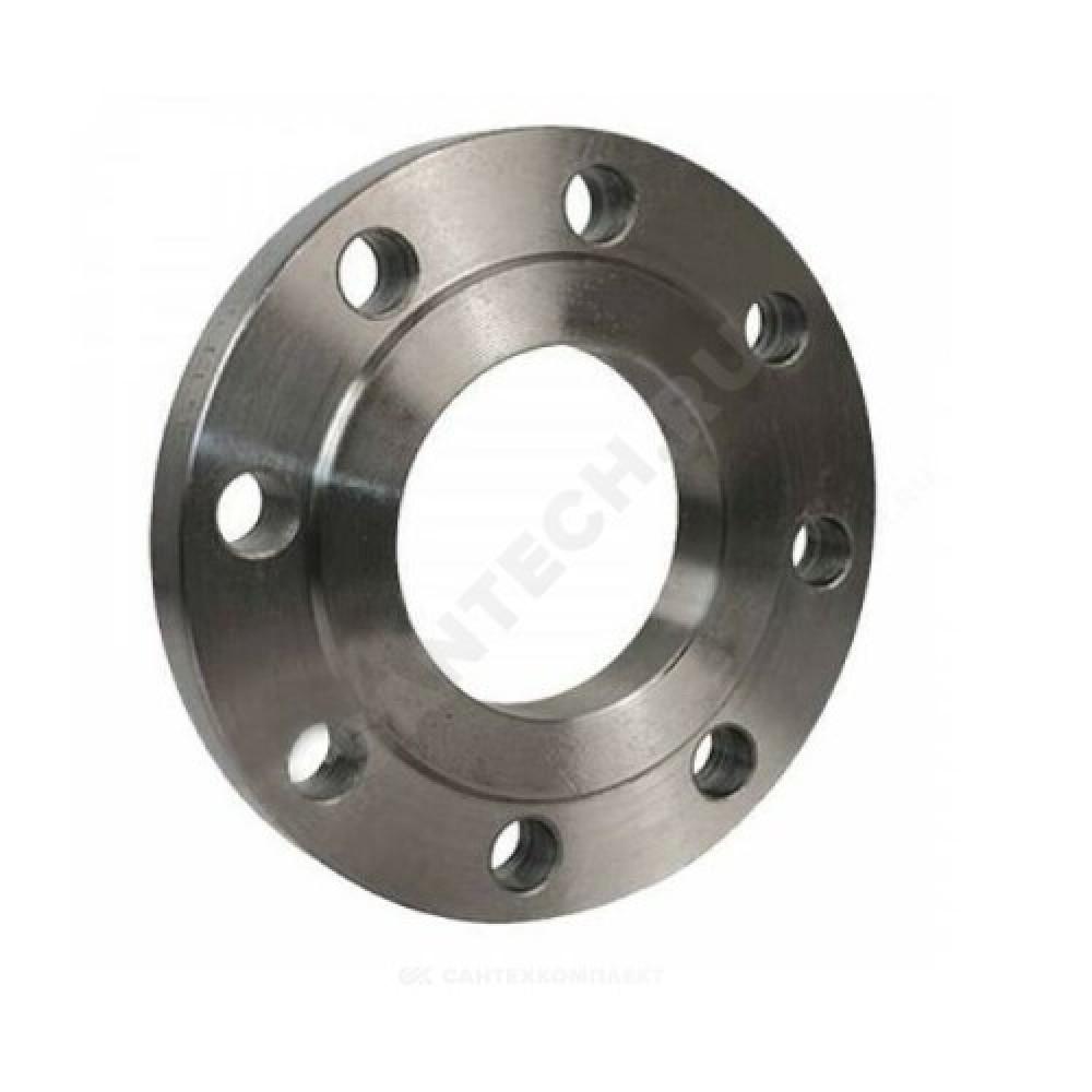 Фланец стальной плоский Ду 125 Ру10 ГОСТ 12820-80 LD