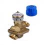 Клапан балансировочный автомат латунь AQT Ду 20 Ру16 НР Kvs=0.9м3/ч с изм/нип Danfoss 003Z1813