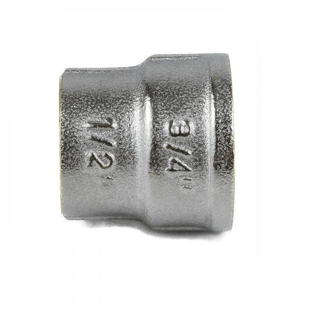 Муфта лат перех Ду25х20 м/м никель Aquasfera 9019-03