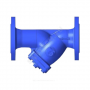 Фильтр магнитный сетчатый Y-образный чугун Ду 25 Ру16 Тмакс=300 oC фл F3240NA Tecofi F3240NA-0025