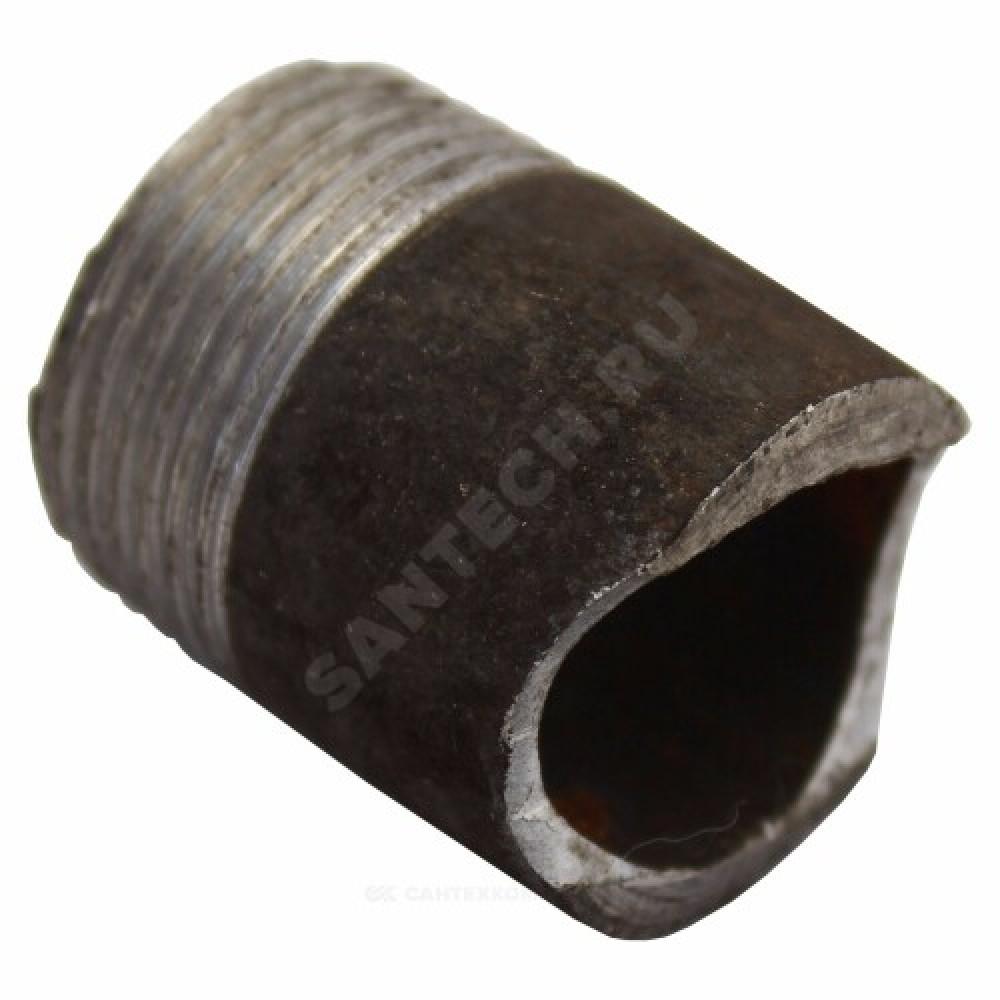 Резьба стальная  Ду 50 п/привар с седлом из труб по ГОСТ 3262-75