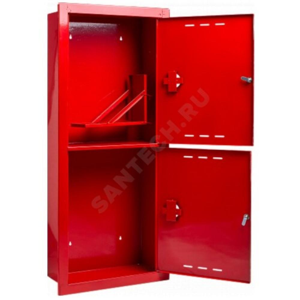 Шкаф пожарный красный ШПК 320 ВЗК универсальный ФАЭКС