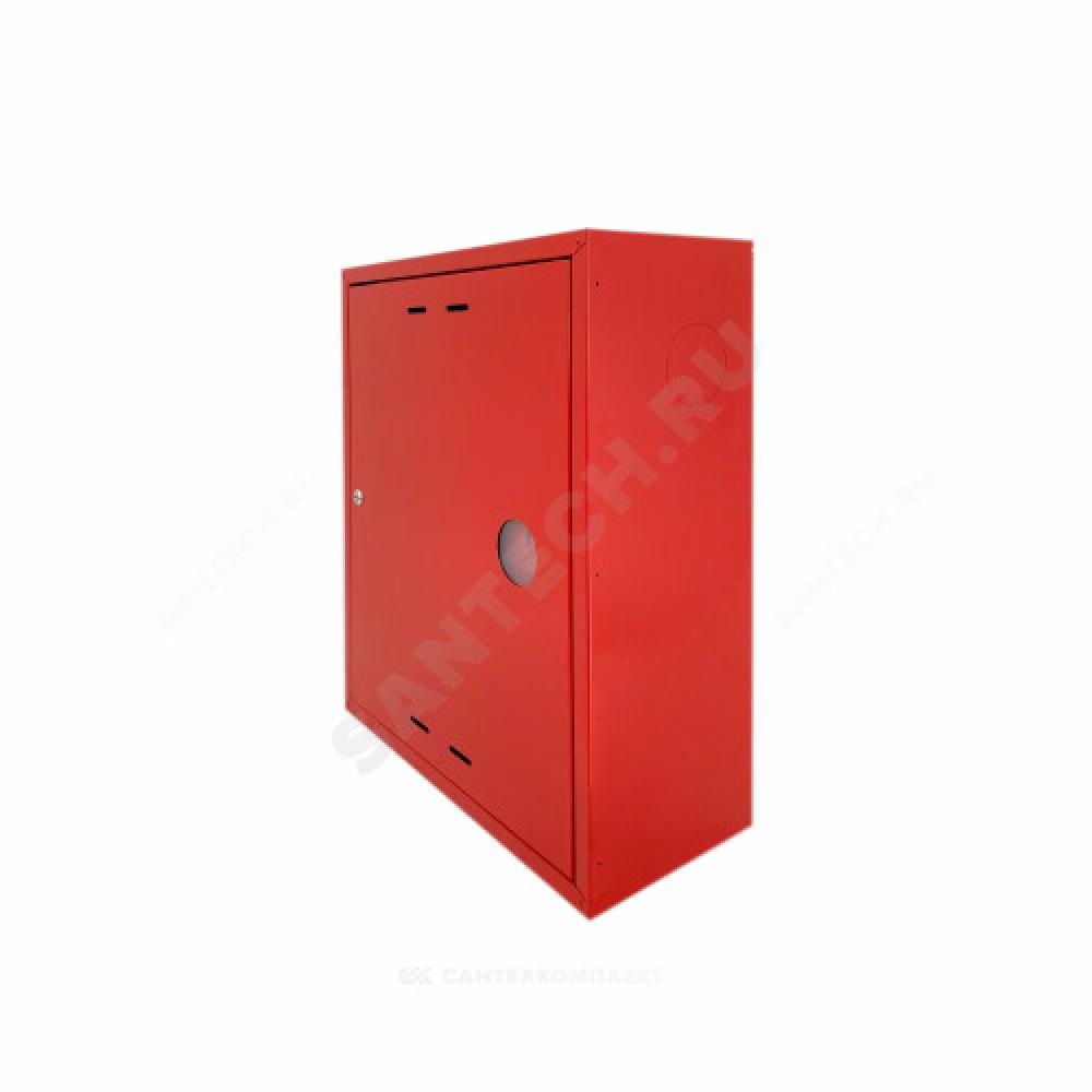 Шкаф пожарный красный ШПК 310 НЗК универсальный эконом ФАЭКС