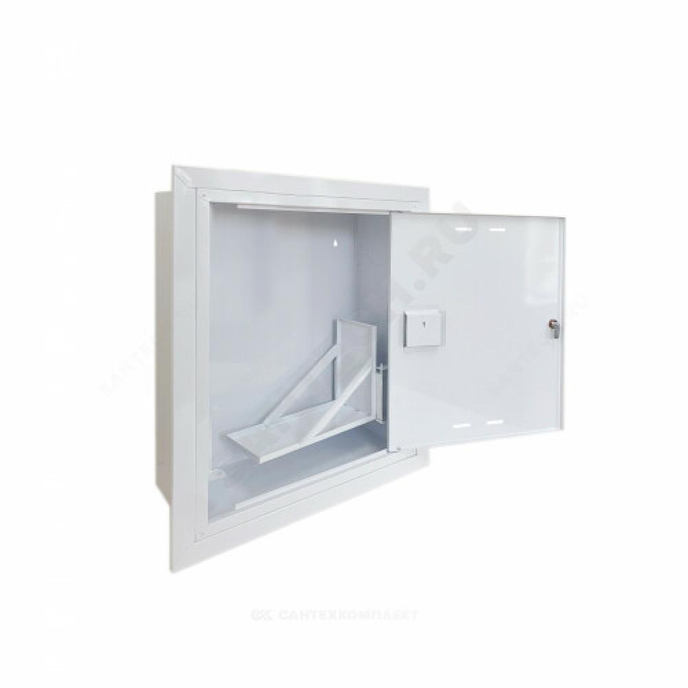 Шкаф пожарный белый ШПК 310 ВЗБ универсальный эконом ФАЭКС