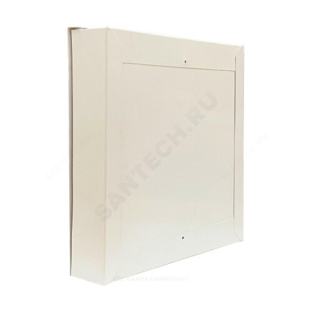 Шкаф пожарный белый для УВП(КПК 01/2) с задней стенкой ФАЭКС