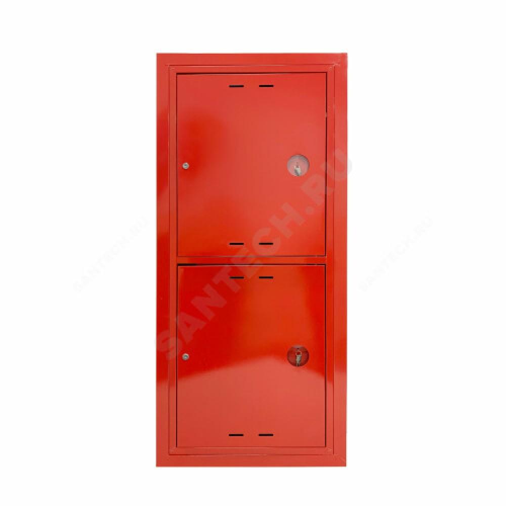 Шкаф пожарный красный ШПК 320-21 ВЗК ФАЭКС