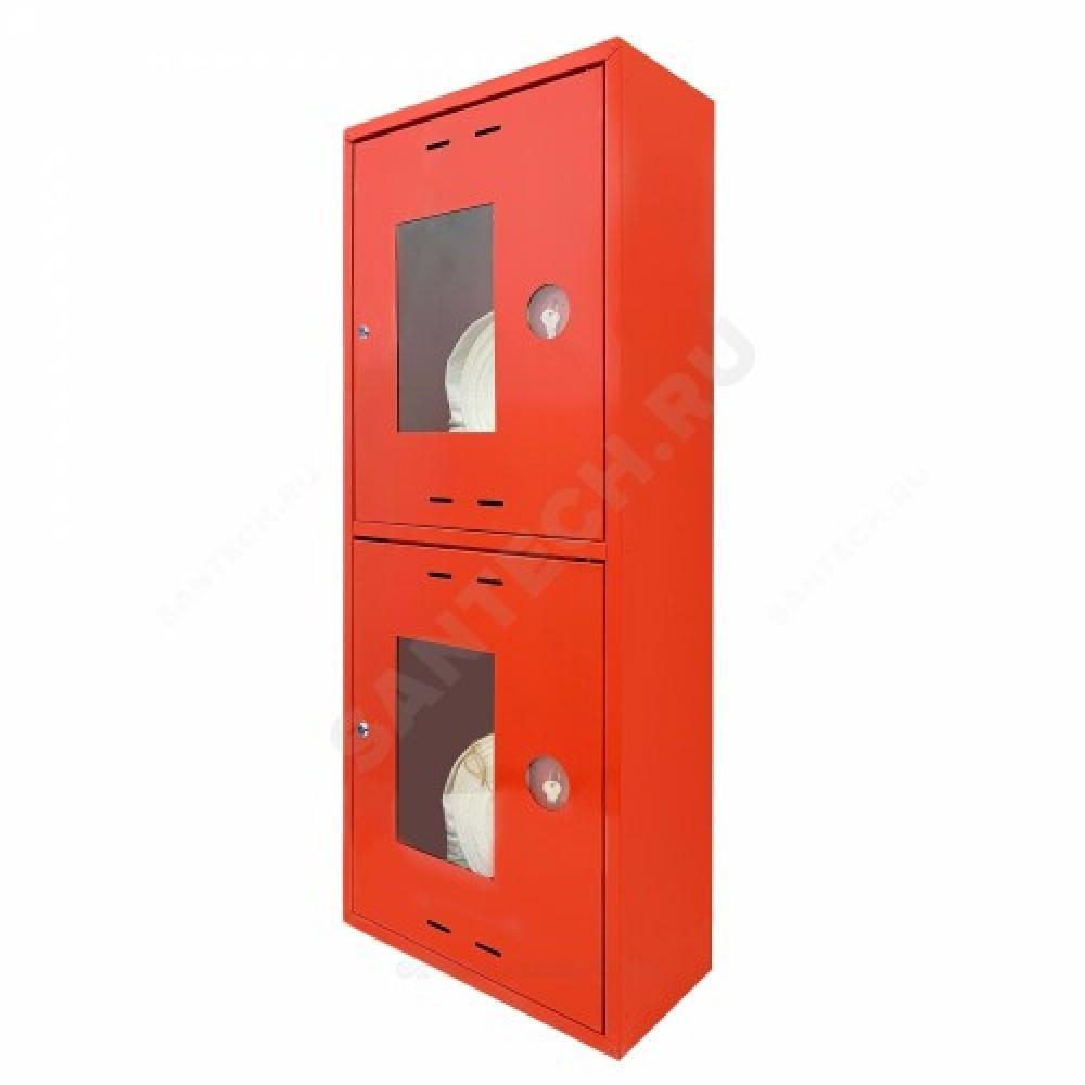 Шкаф пожарный красный ШПК 320-21 НОК универсальный ФАЭКС