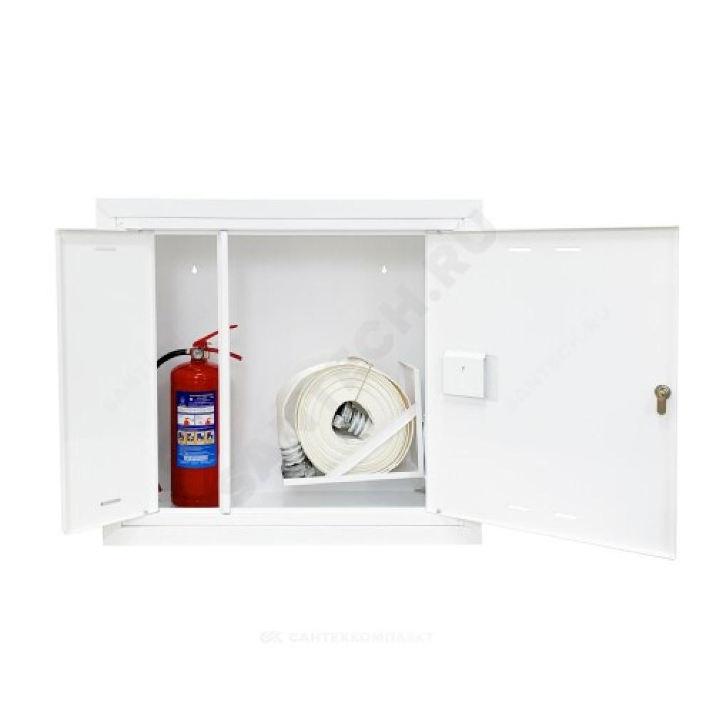 Шкаф пожарный белый ШПК 315 ВЗБ универсальный ФАЭКС
