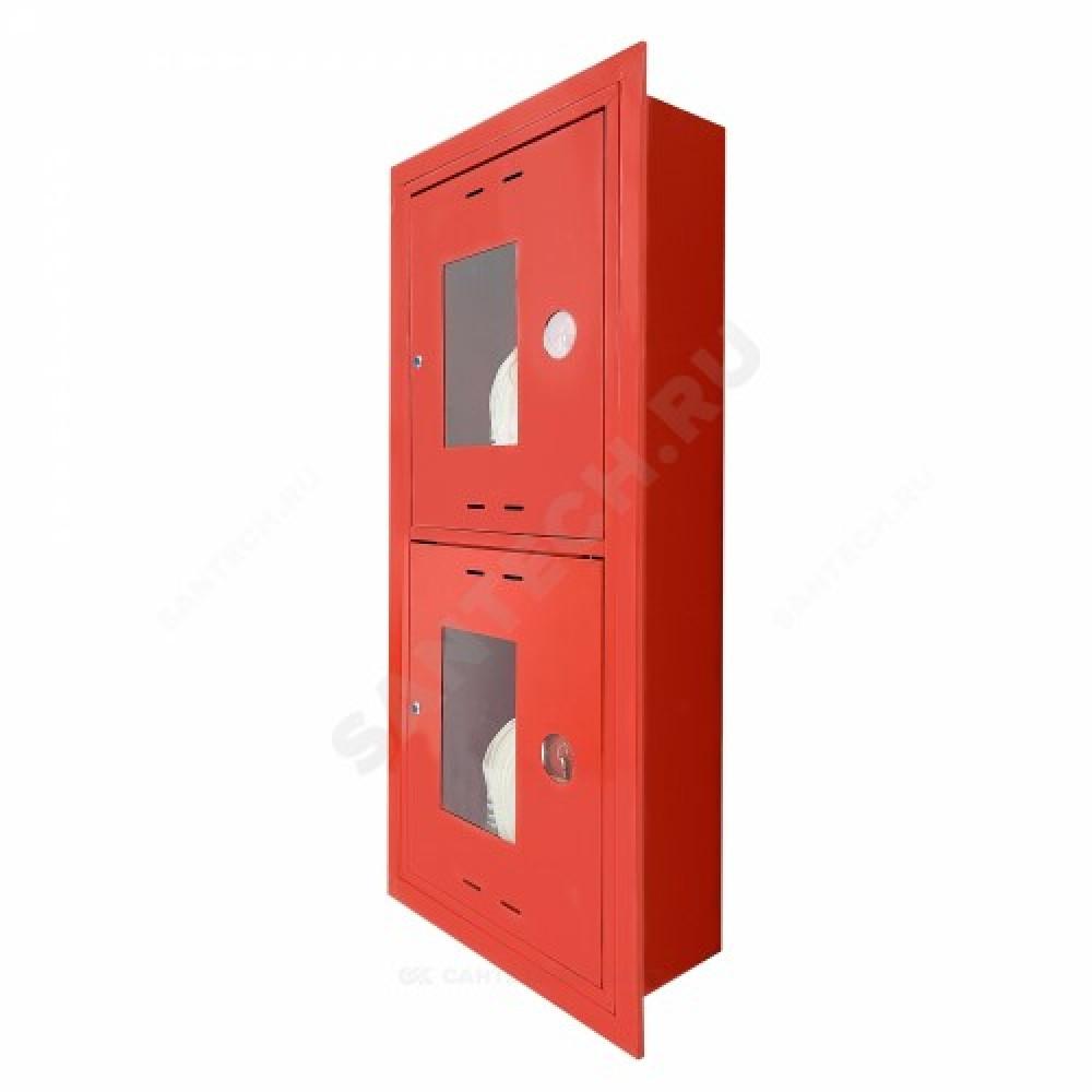 Шкаф пожарный красный ШПК 320-21 ВОК ФАЭКС