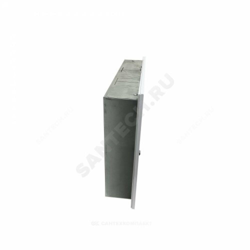 Шкаф коллекторный встраиваемый сталь ШРВ-2 596х140-200х648мм ФАЭКС