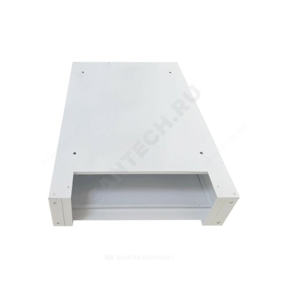 Шкаф коллекторный наружный сталь ШРН-4 848х118х652мм ФАЭКС