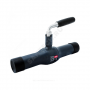 Кран шаровой стальной JIP Premium WW Ду 25 Ру40 под приварку Danfoss 065N0110G