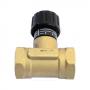 Клапан балансировочный ручной латунь USV-S Ду 40 Ру16 ВР Kvs=10м3/ч б/ниппелей Danfoss 003Z2235