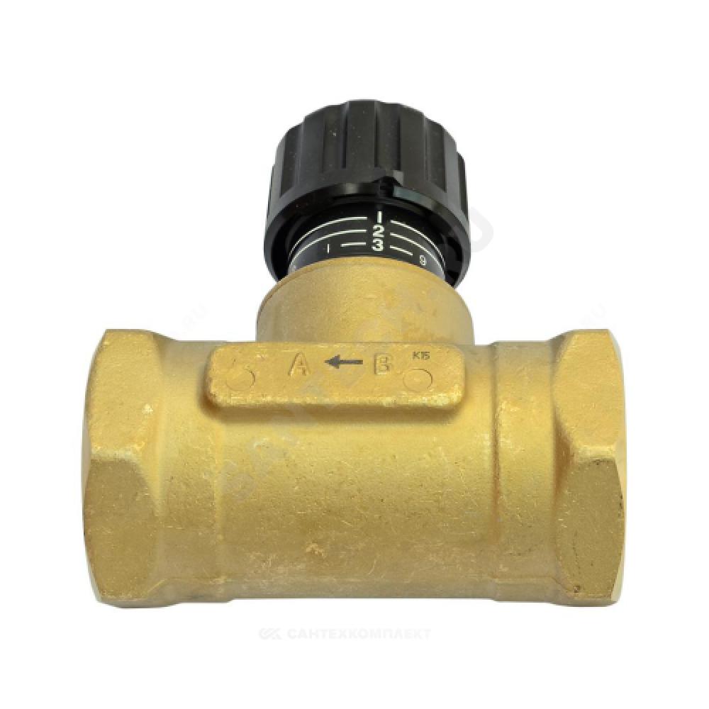 Клапан балансировочный ручной латунь USV-S Ду 50 Ру16 ВР Kvs=16м3/ч б/ниппелей Danfoss 003Z2236