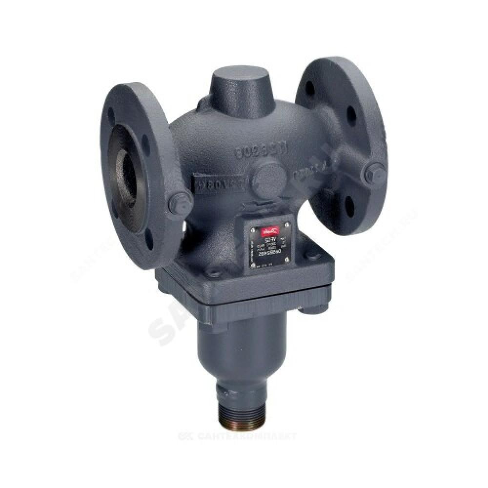 Клапан регулирующий чугун VFG2 универсальный Ду 65 Ру16 фл Kvs=50м3/ч Danfoss 065B2394