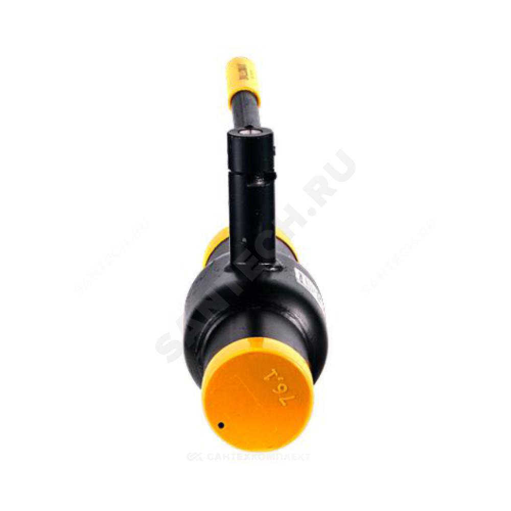 Кран шаровой стальной Ballomax КШТ 60.102 Ду 65 Ру25 под приварку BROEN КШТ 60.102.065.А.25
