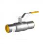 Кран шаровой стальной КШ.Ц.П Ду 150 Ру25 под приварку LD КШ.Ц.П.150/125.025.Н/П.02