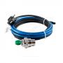 Комплект нагр кабеля Freezstop Inside 10Вт L=6м Inside внутр ССТ