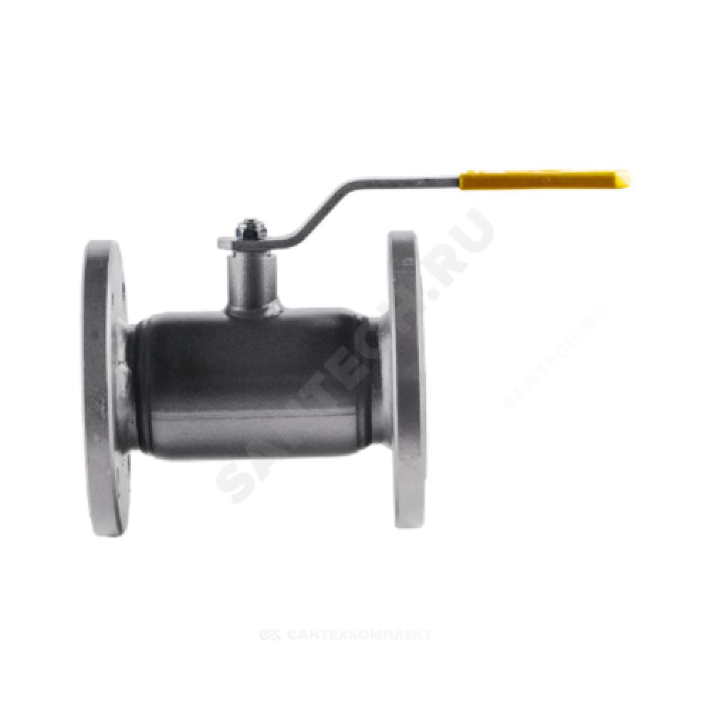 Кран шаровой стальной КШ.Ц.Ф Ду 125 Ру16 фланцевый LD КШ.Ц.Ф.125/100.016.Н/П.02