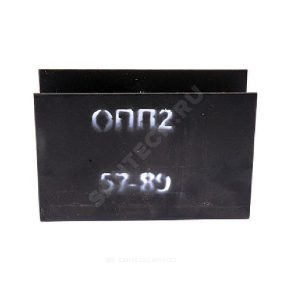 Опора сталь ОПП-2 подвижная Ду 50-80 (Дн 57-89)