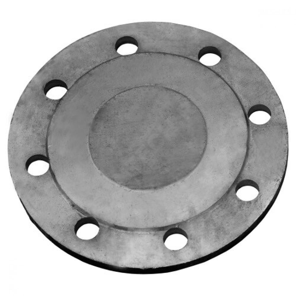 Заглушка стальная  фланцевая Ду 150 Ру16 АТК 24.200.02.90