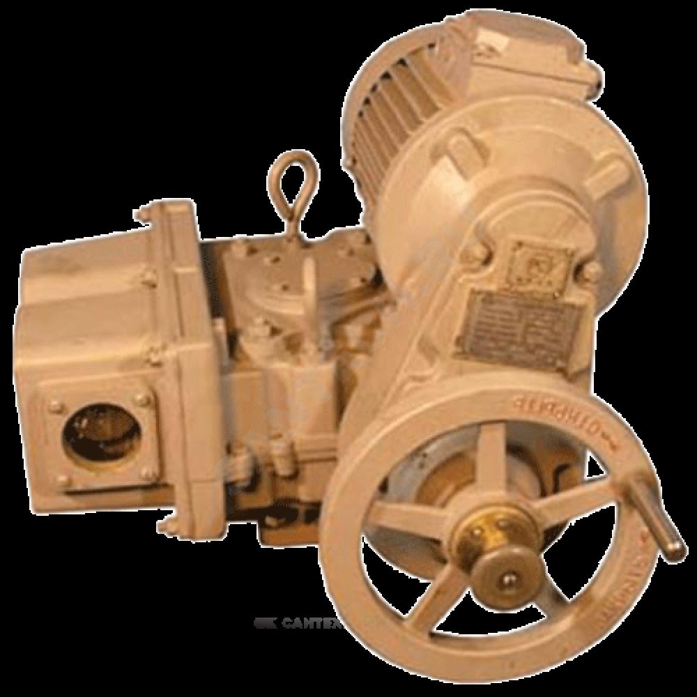 Электропривод многооборотный Н-Б1-03 У2 Б под кулачки 380В IP54 Тулаэлектропривод Б099.098-03М1